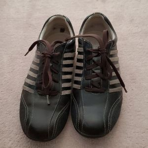Steve Madden leather shoes